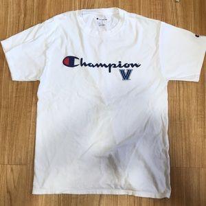 champion villanova shirt